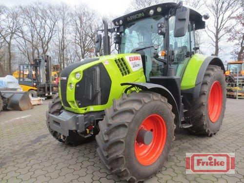 Claas ARION 530 CIS+CMATIC
