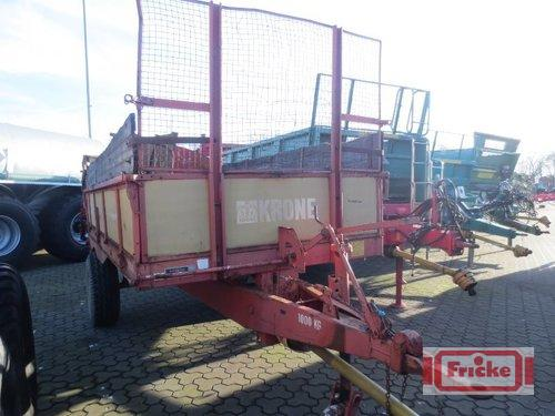 Krone Optimat Year of Build 1991 Gyhum-Bockel