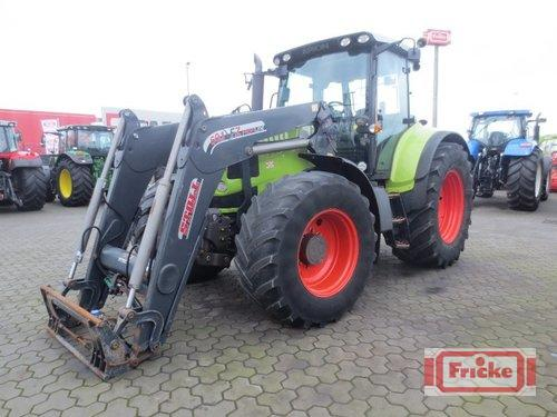 Claas Arion 640 CIS Chargeur frontal Année de construction 2011