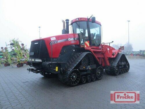 Case IH Quadtrac 535 STX Baujahr 2011 Gyhum-Bockel