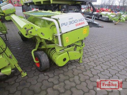 Claas Pu 300 Hdl Pro anno di costruzione 2008 Gyhum-Bockel
