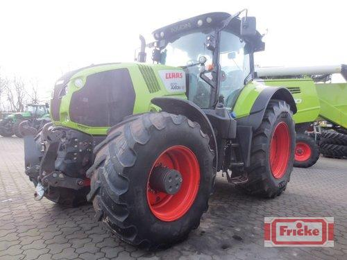 Claas Axion 870 Cmatic Årsmodell 2016 Gyhum-Bockel