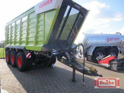 Claas Cargos 750 Tridem Trend Godina proizvodnje 2018 Gyhum-Bockel
