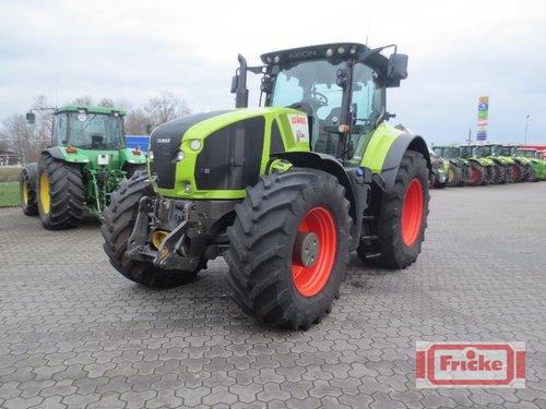 Claas Axion 920 Cmatic Årsmodell 2013 Gyhum-Bockel