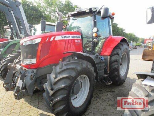 Massey Ferguson MF 7624 Dyna-VT Exclusive Baujahr 2014 Allrad