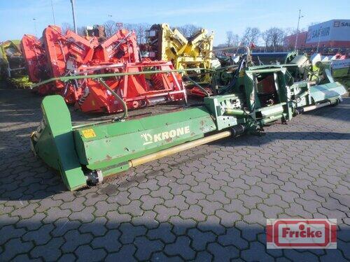 Krone Easy Collect 7500 anno di costruzione 2008 Gyhum-Bockel