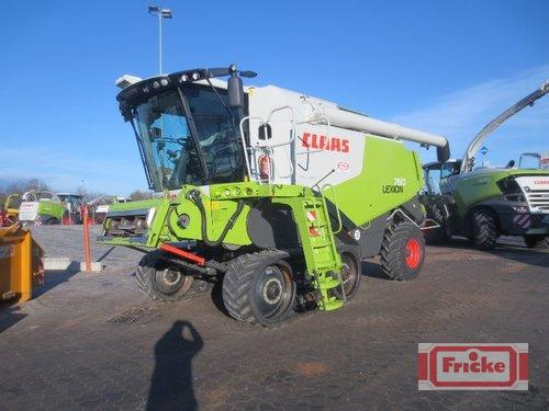 Claas Lexion 760 Terra Trac Rok produkcji 2012 Gyhum-Bockel