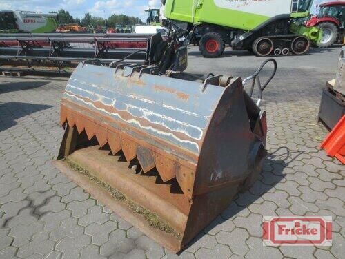 Bressel & Lade SSZ 199 Silozange für Hanomag