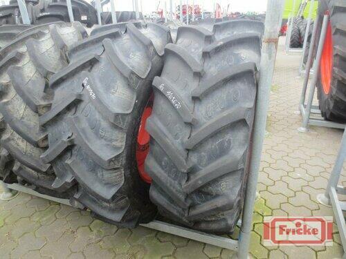 BKT 480/70r28 Baujahr 2016 Gyhum-Bockel
