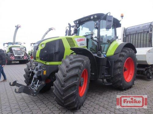 Claas Axion 870 Cmatic Cebis Årsmodell 2018 4-hjulsdrift