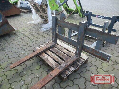 Bressel & Lade 2to. Palettengabel Årsmodell 2011 Gyhum-Bockel