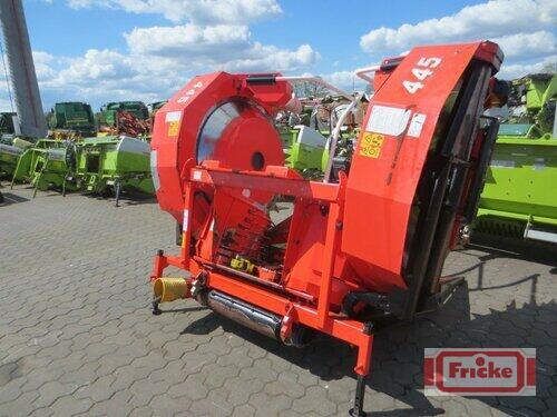 Kemper Champion 445 Cl Año de fabricación 2011 Gyhum-Bockel