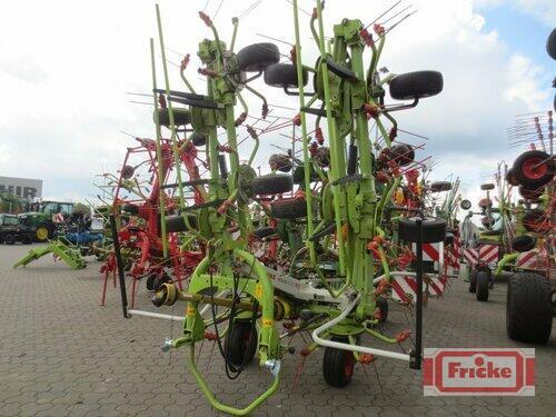 Claas Volto 1100 Rok produkcji 2014 Gyhum-Bockel