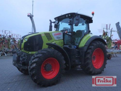 Claas Axion 810 Cmatic CIS+ Year of Build 2017 4WD