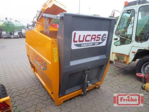 Lucas Castor + R 20 Year of Build 2018 Gyhum-Bockel