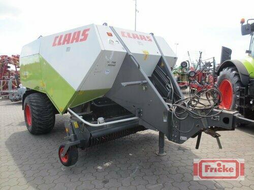 Claas Quadrant 2200 RF Advantage Baujahr 2011 Gyhum-Bockel