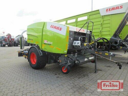Claas Rollant 454 RC Rok produkcji 2018 Gyhum-Bockel