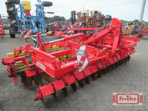Pöttinger Terradisc 4000 Anul fabricaţiei 2012 Gyhum-Bockel