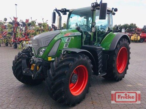 Fendt 724 Vario Profi Plus Year of Build 2020 4WD