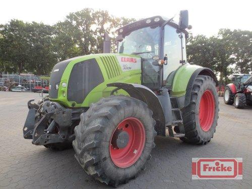 Claas Axion 810 CIS Byggeår 2011 A/C