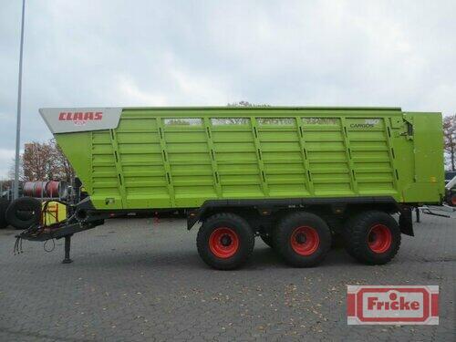 Claas Cargos 760 Tridem Trend Year of Build 2018 Gyhum-Bockel