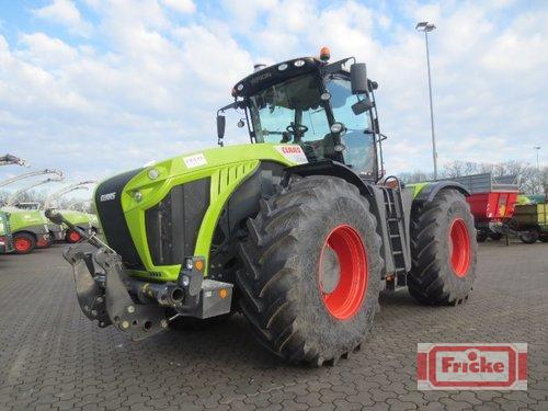 Claas Xerion 4000 VC Year of Build 2017 Gyhum-Bockel