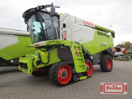 Claas Lexion 670 Terra Trac Year of Build 2020 Gyhum-Bockel
