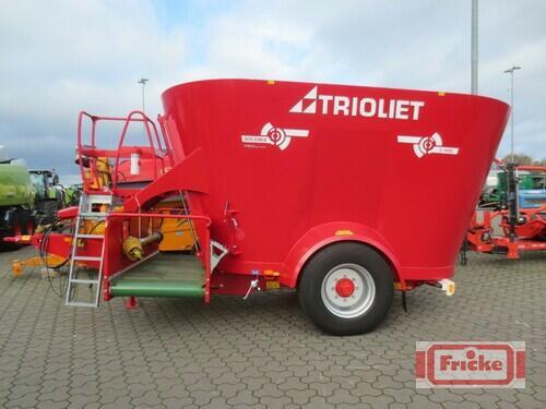 Trioliet Solomix 2 1400 Vllb Baujahr 2019 Gyhum-Bockel