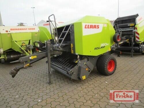 Claas Rollant 350 RC Year of Build 2012 Gyhum-Bockel