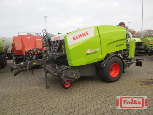 Claas Rollant Uniwrap 454 Year of Build 2020 Gyhum-Bockel
