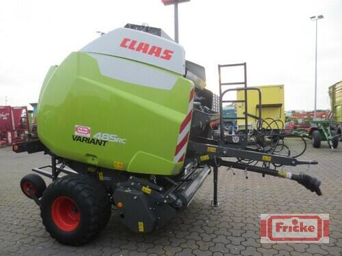 Claas Variant 485 RC Pro Year of Build 2020 Gyhum-Bockel