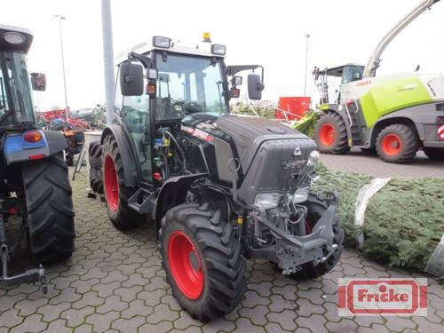 Fendt 210f Vario Year of Build 2018 4WD