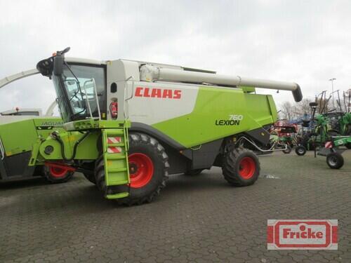 Claas Lexion 760 Year of Build 2011 Gyhum-Bockel