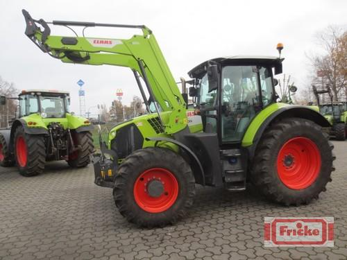 Claas Arion 650 CIS Year of Build 2018 4WD
