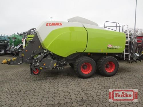 Claas Quadrant 5200 FC Year of Build 2020 Gyhum-Bockel