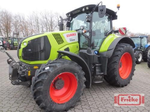 Claas Axion 810 Cmatic Year of Build 2016 4WD