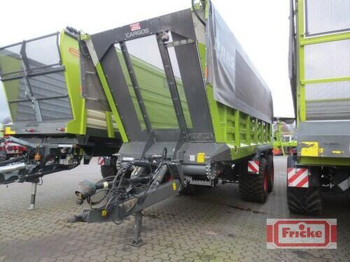 Claas Cargos 750 Trend Årsmodell 2020 Gyhum-Bockel