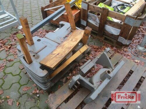Claas 14 X 50kg Gyhum-Bockel