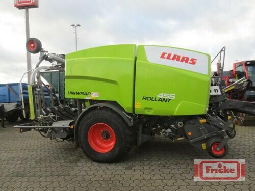 Claas Rollant 455 Baujahr 2013 Gyhum-Bockel