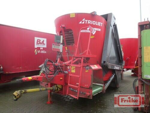 Trioliet TRIOMIX 1 S1200