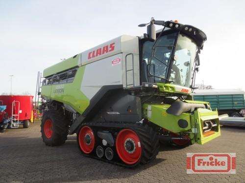 Claas Lexion 8900 Terra Trac Year of Build 2019 Gyhum-Bockel