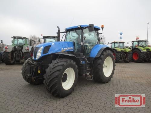 New Holland T 7.250 Baujahr 2012 Allrad
