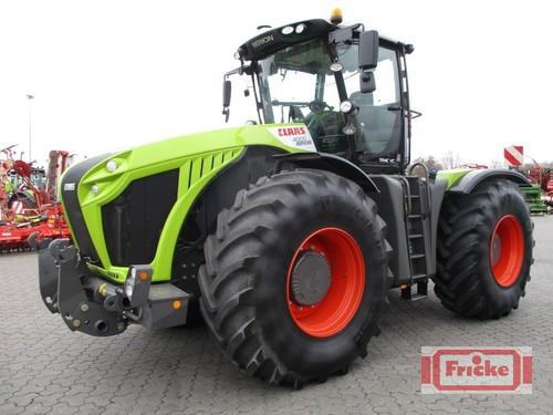Claas Xerion 4000 Trac VC Year of Build 2017 4WD