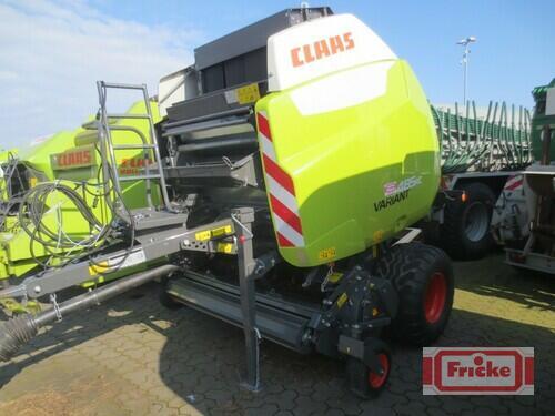 Claas Variant 485 RC Pro Baujahr 2020 Gyhum-Bockel