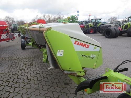 Claas Direct Disc 610 Comfort Byggeår 2010 Gyhum-Bockel