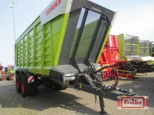 Claas Cargos 750 Trend Byggeår 2020 Gyhum-Bockel