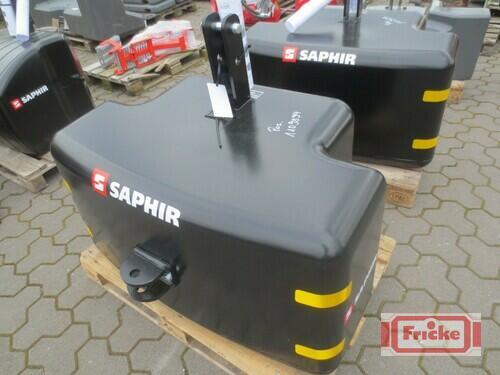 Saphir TOP 1050 kg