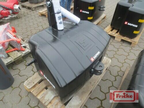 Saphir NG 900 kg -NEU-