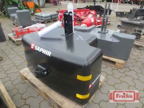 Saphir TOP 1050 kg -NEU-