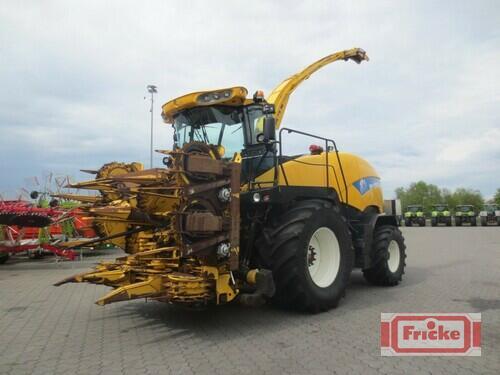New Holland FR 9060 ALLRAD * Neuer Motor*